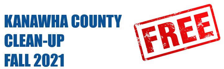 Kanawha County Clean-Up Fall 2021